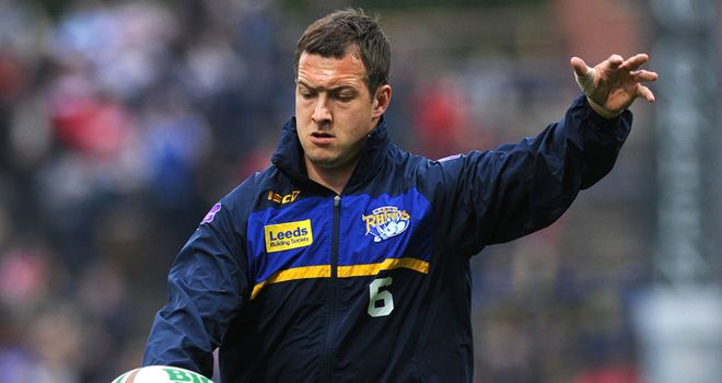 Danny McGuire: A doubt for Wembley