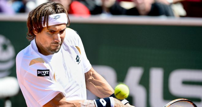 David Ferrer: Fifth title of the season