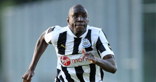 Demba Ba: Expected to stay at Newcastle and repay the supporters