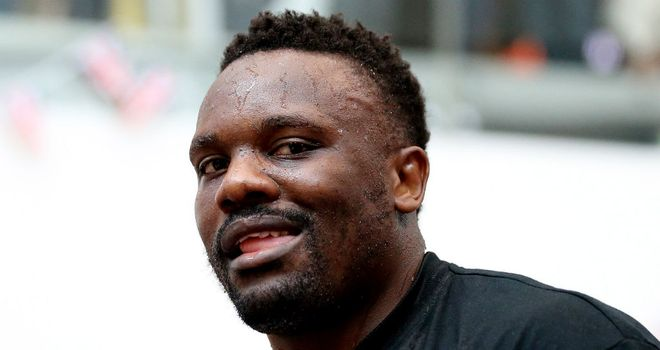 Dereck Chisora: takes on David Haye over 10 rounds at Upton Park