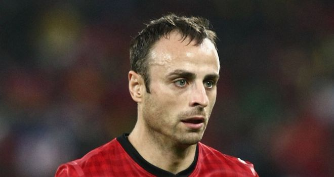 Dimitar Berbatov: Has been linked with an Old Trafford exit