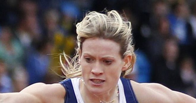 Eilidh Child: Hopes to emulate her British rival