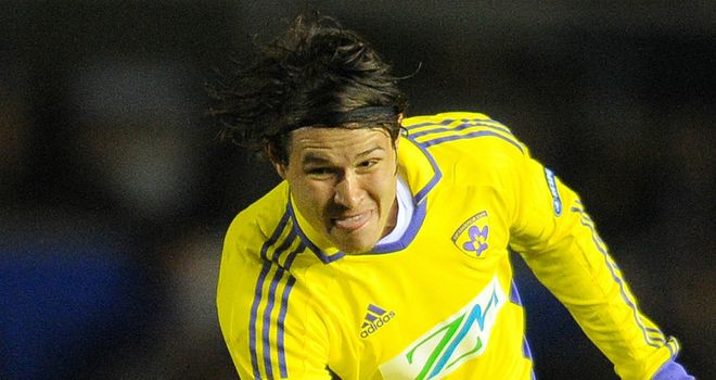 Etien Velikonja: Joining Cardiff City on a four-year deal from NK Maribor