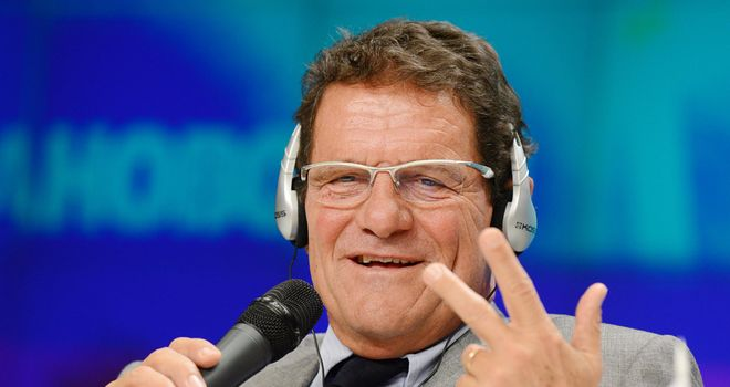 Fabio Capello: The Italian claims his contract dictated he should have had control over captaincy decision
