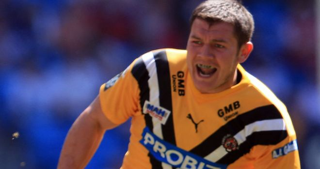 Brett Ferres: Named as joint vice-captain ahead of Saturday's game at St Helens