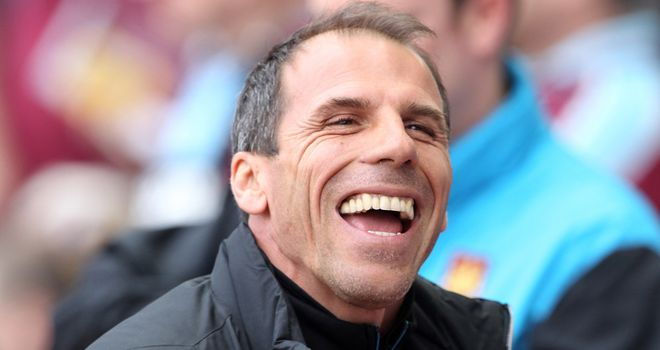Gianfranco Zola: Enjoyed an impressive playing career before becoming a manager