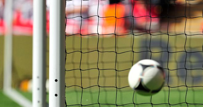 Goal-line technology: Successfully trialled at last year's World Club Cup