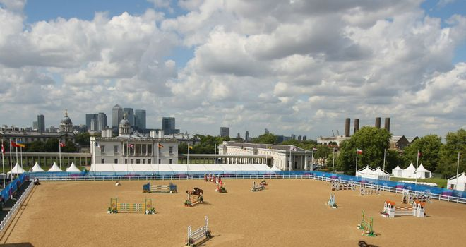 Greenwich Park: The Australian eventing team have been dealt another blow