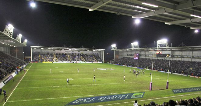 Warrington Wolves: To donate proceeds from away-ticket sales to the Bulls