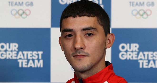 Andrew Selby: The Team GB boxer says his mother is under more pressure watching him
