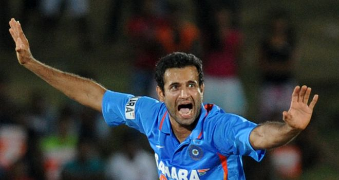 Irfan Pathan: Five wickets in warm-up win