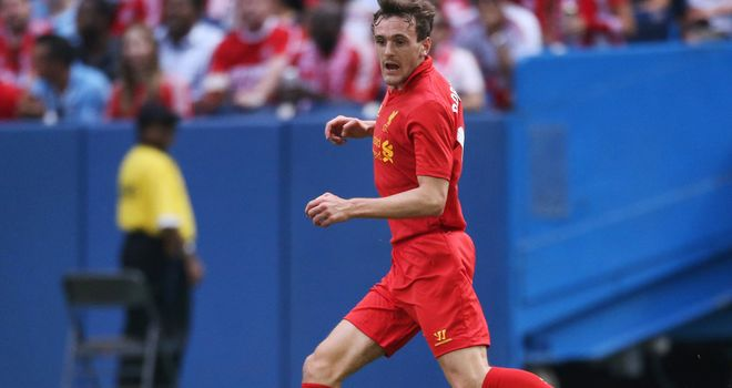 Jack Robinson: Liverpool full-back wanted on loan by Wolves