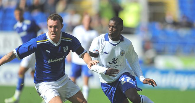 Jeffrey Schlupp: Has impressed with United