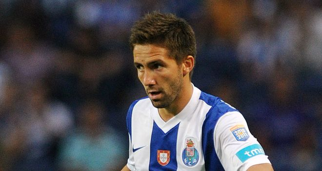 Joao Moutinho: Linked with move to England