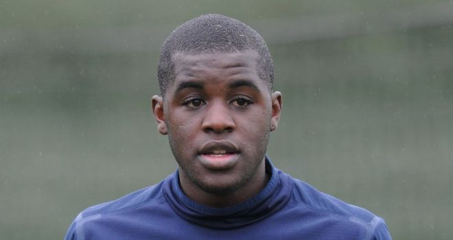 Joel Campbell: Young Arsenal striker will spend next season on loan at Real Betis