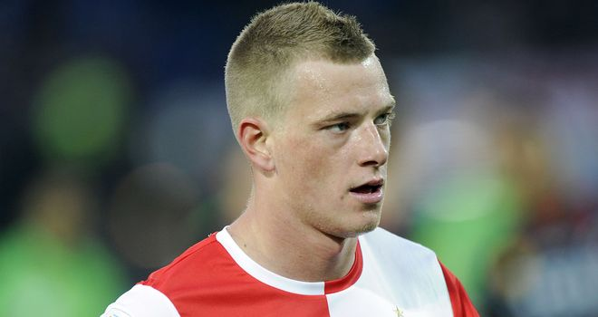 John Guidetti: Impressed in the red and white of Feyenoord last season