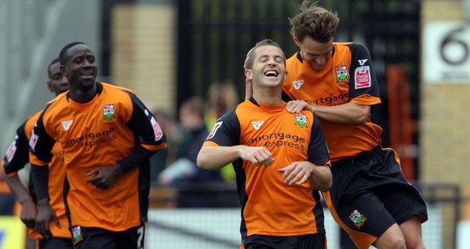 O'Flynn (centre): Wants better season