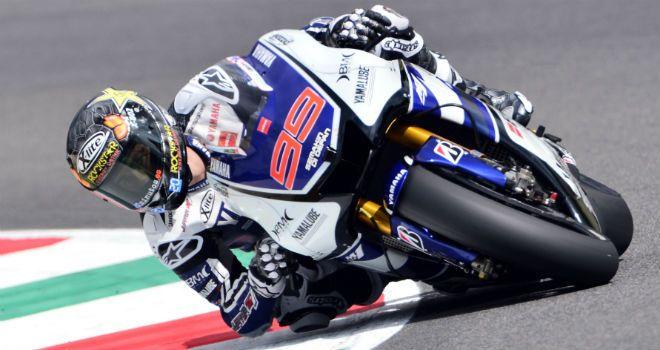 Jorge Lorenzo: Set new lap record
