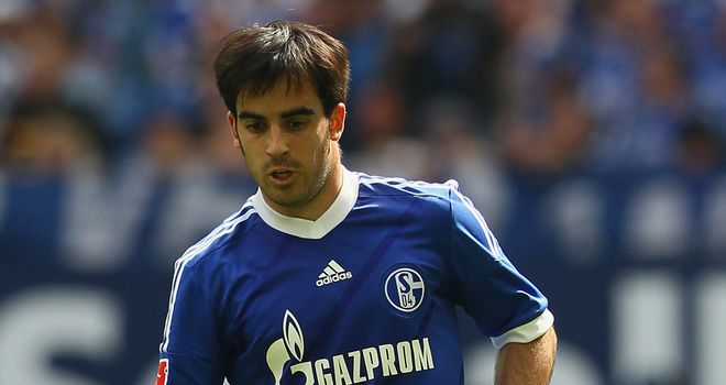 Jose Manuel Jurado: Schalke want to keep hold of their midfielder