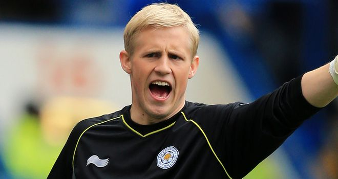 Kasper Schmeichel: Leicester goalkeeper praying for a miracle