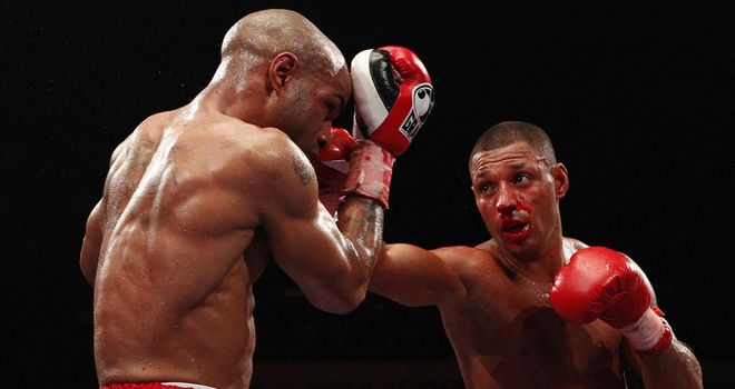 Kell Brook: Beat Carson Jones by majority decision in July 2012, with the judges' scorecards reading 114-114, 116-113 and 115-113