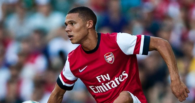 Kieran Gibbs: Arsenal defender is happy with the run of games he has had since hernia surgery.