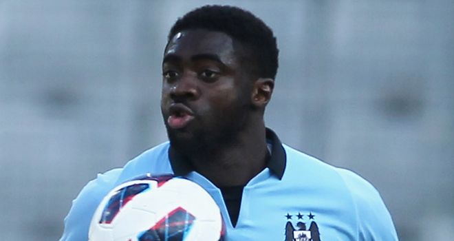 Kolo Toure: Could be on his way out of Manchester City in January