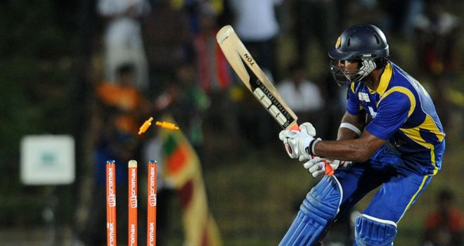 Kumar Sangakkara: Cleared to play following finger injury