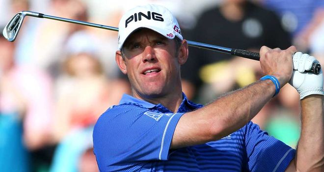 Lee Westwood: Has not been on his game this week