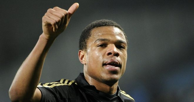 Loic Remy: A target for Tottenham and Daniel Levy has travelled to France