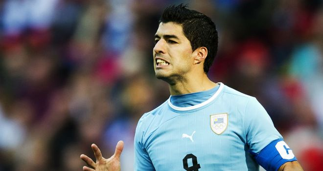 Luis Suarez: Joined Liverpool in January 2011 in a deal worth £22.8m