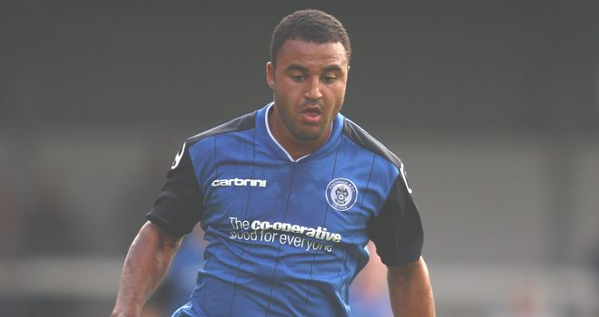 Holness: On trial with Burton Albion