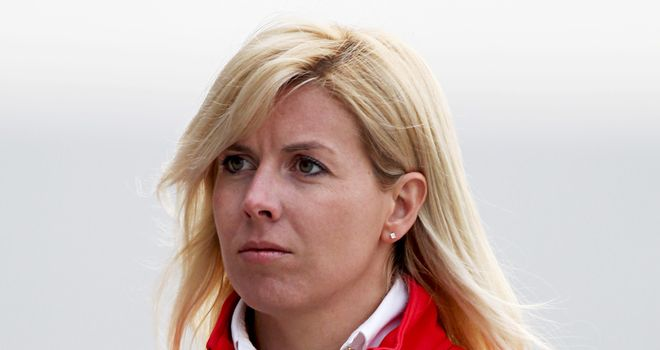 Maria De Villota: Has finally left hospital after her crash