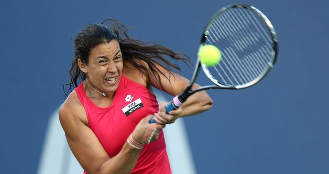 Marion Bartoli: Forced to withdraw from the Guangzhou International Women's Open