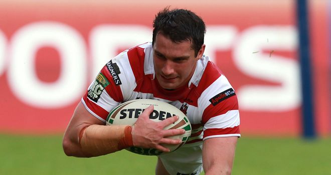 Matty Smith: Confident he can do the number seven shirt justice in 2013