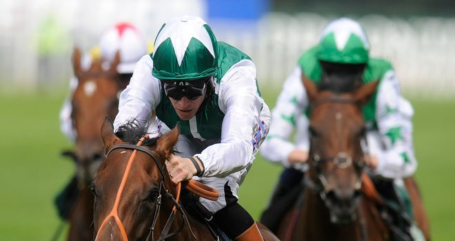 Maureen: One of the big players in the Cheveley Park Stakes