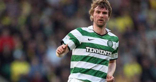 Paddy McCourt: Celtic winger will miss Northern Ireland's games against Russia and Luxembourg