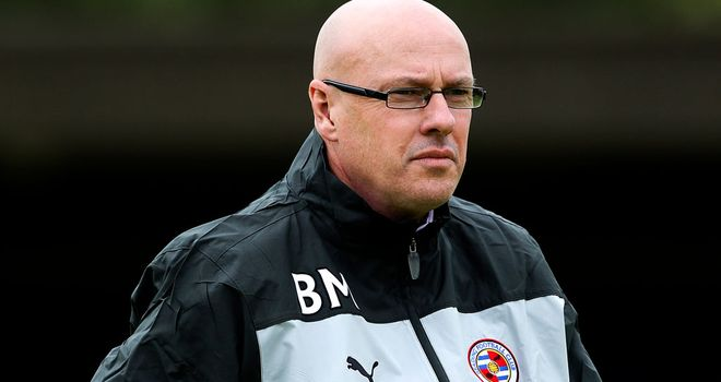 Brian McDermott: Reading boss prepares to quash the threat of Eden Hazard