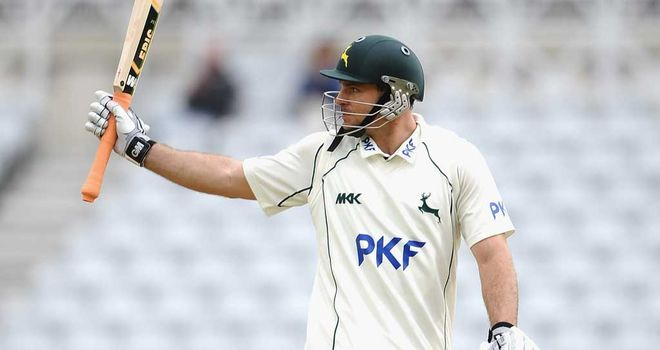 Michael Lumb: Notts star won't be allowed to play in IPL