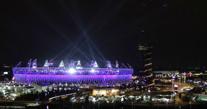 Positive talks over the future of the Olympic Stadium, according to Boris Johnson