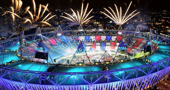 The Olympic Stadium played host to a magnificent Opening Ceremony, says Glenn