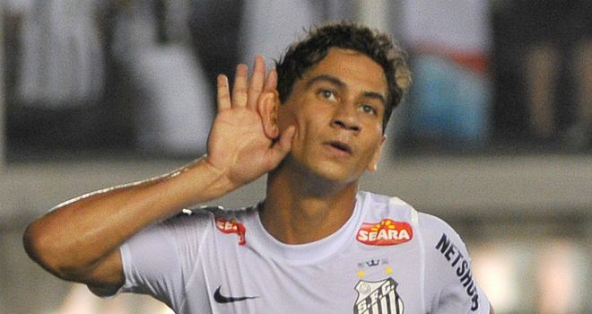 Ganso: Appears to have played his last game for Santos
