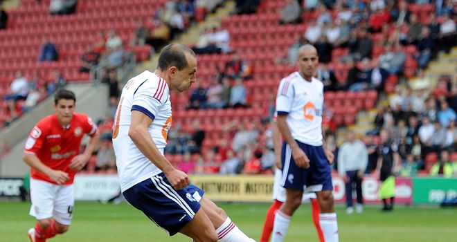 Petrov: Scores from the spot