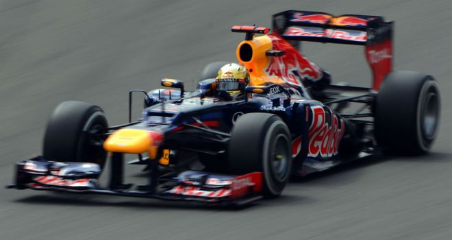 Under investigation: Red Bull