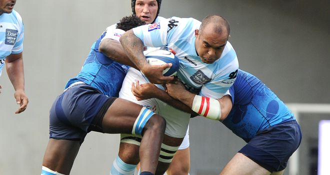 Simon Raiwalui: New forwards coach at Racing Metro