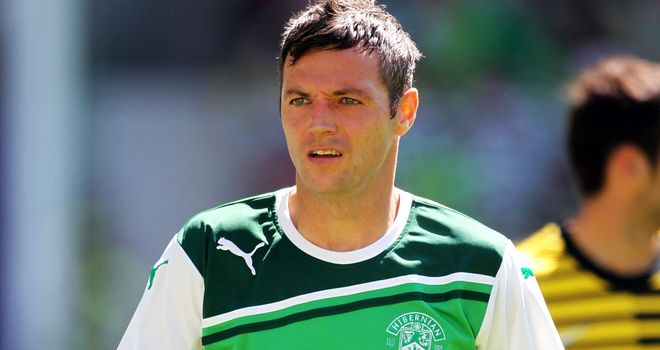 Ivan Sproule: Swapping Hibs for Dingwall