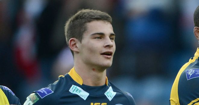 Stevie Ward: Desperate to be involved in the Challenge Cup final