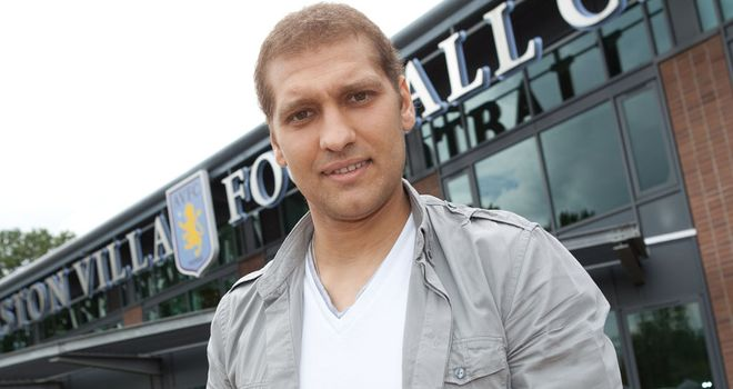 Stiliyan Petrov: 'I'm lucky because some people with this disease will die very quickly'