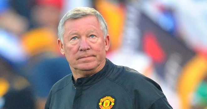 Sir Alex Ferguson: Believes the costs associated with signing players are getting ridiculous