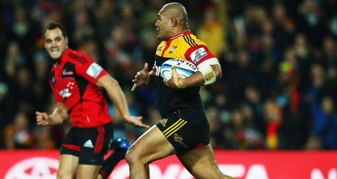 Sona Taumalolo: Bolsters Chiefs pack